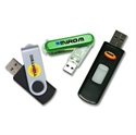 Picture for category Capless / Swivel / Sliders USB Drives