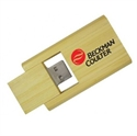 Picture of Bamboo Flip USB Flash Drive