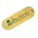 Picture of Bamboo Swivel USB Flash Drive